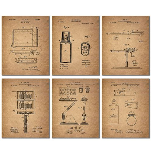 pharmacist patent prints