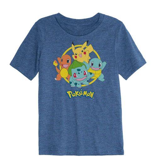 pokemon t-shirt for boys
