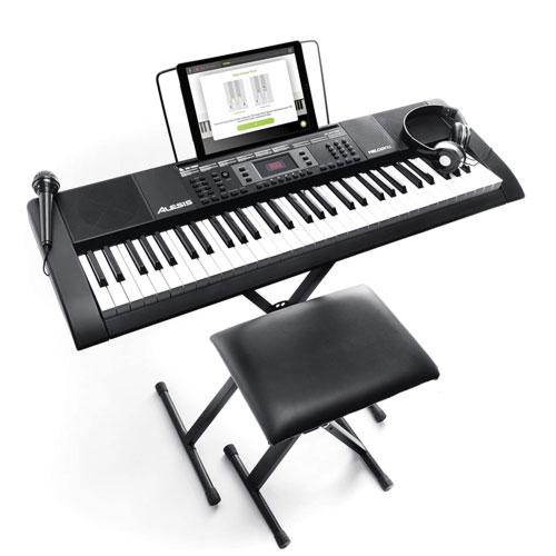 portable keyboard music kit