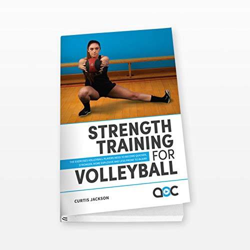 strength training for volleyball book