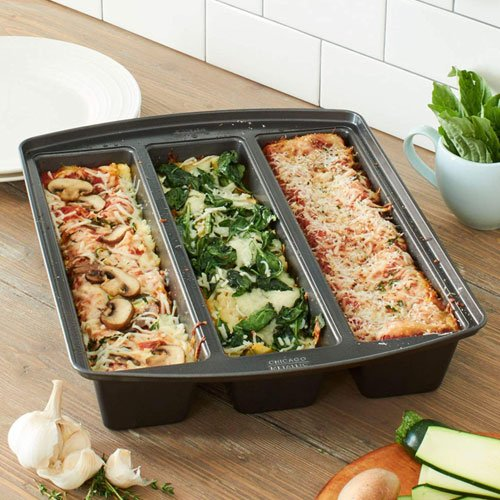 three lasagne pan gift idea