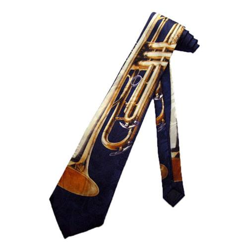 trumpet tie gift