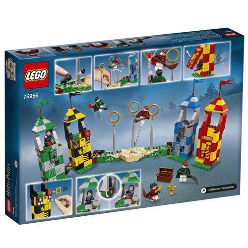 LEGO quidditch set
