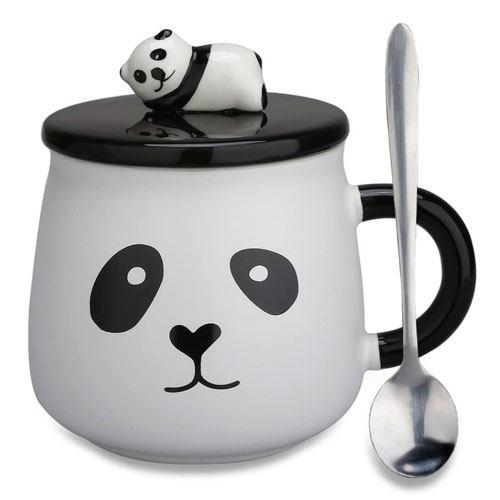 panda coffee mug gift