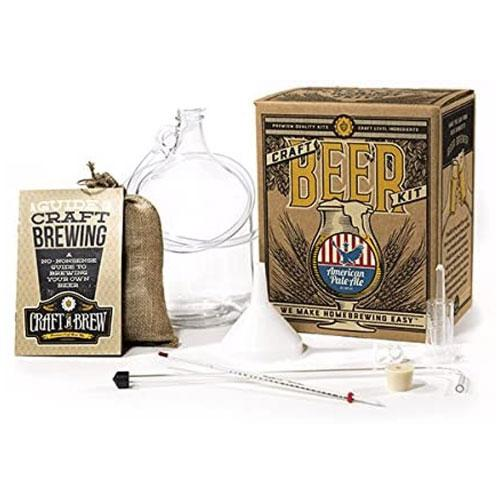 beer making kit gift
