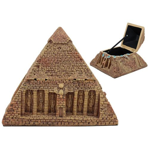 egyptian pyramid box
