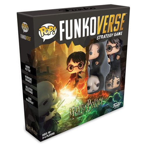 harry potter strategy game