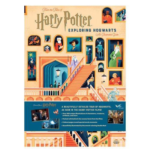 exploring hogwarts book