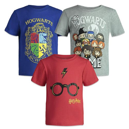 harry potter t-shirt pack