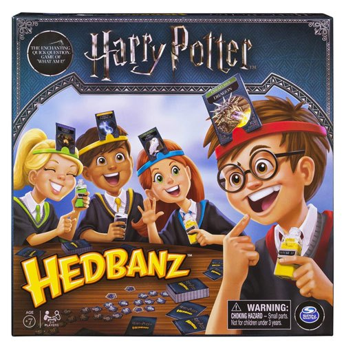 harry potter hedbanz party game