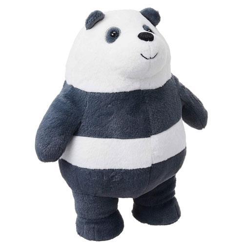 freestanding panda plush