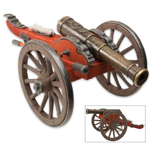 civil war cannon model