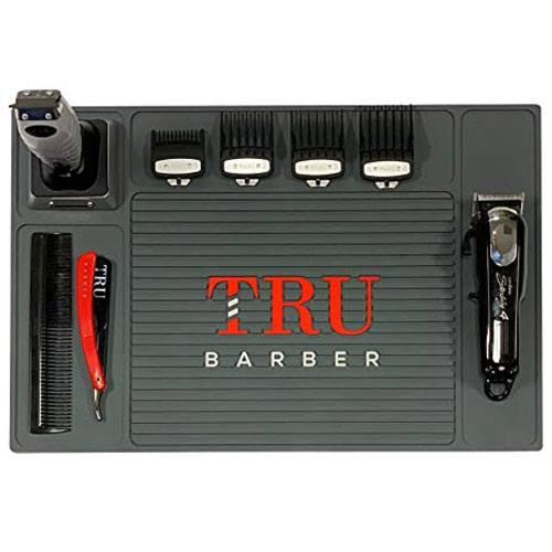 barber organizer mat