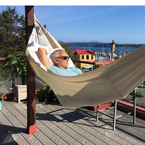 outdoor hammock gift idea