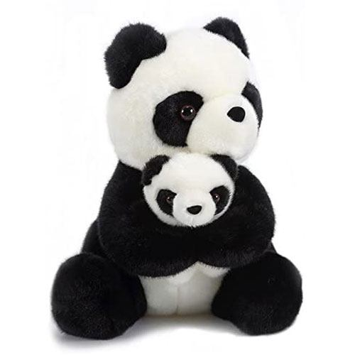 panda plush gift idea