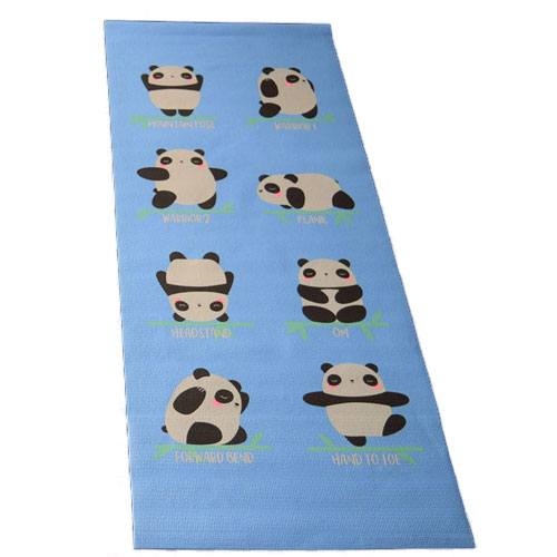 kids yoga mat gift idea