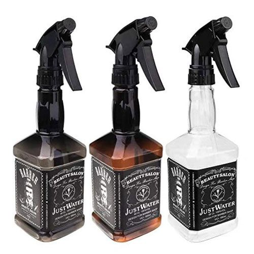 barber spray bottles