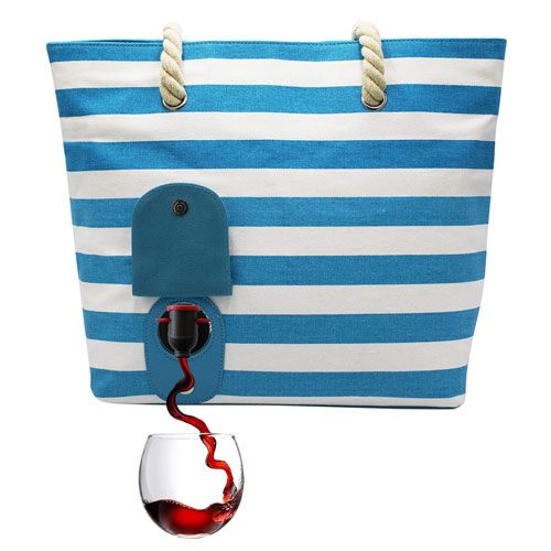 secret wine bag