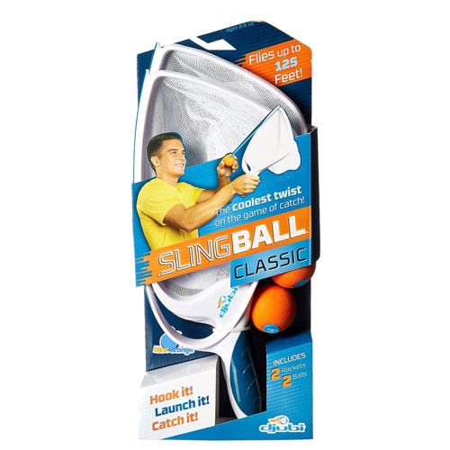 slingball beach game