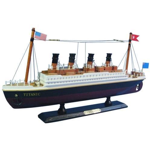 titanic model gift