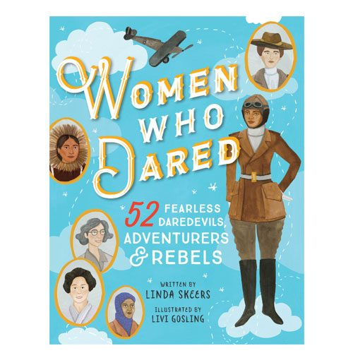 women who dared history book