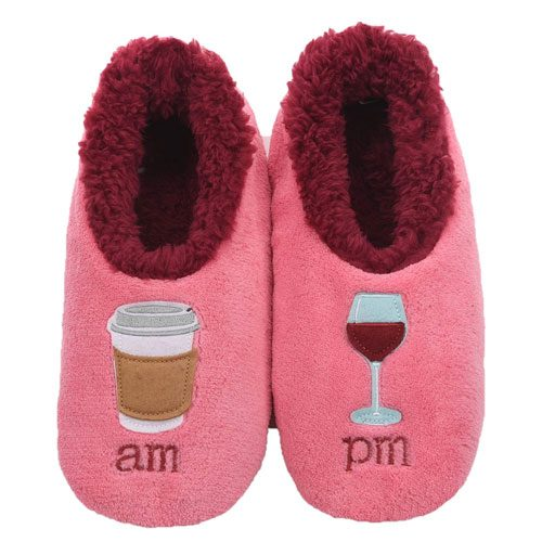 wine slippers