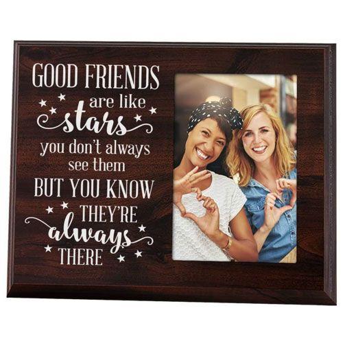 best friends photo frame