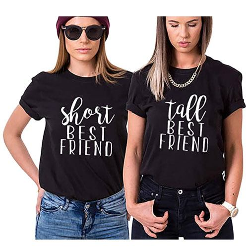 best friends tshirts