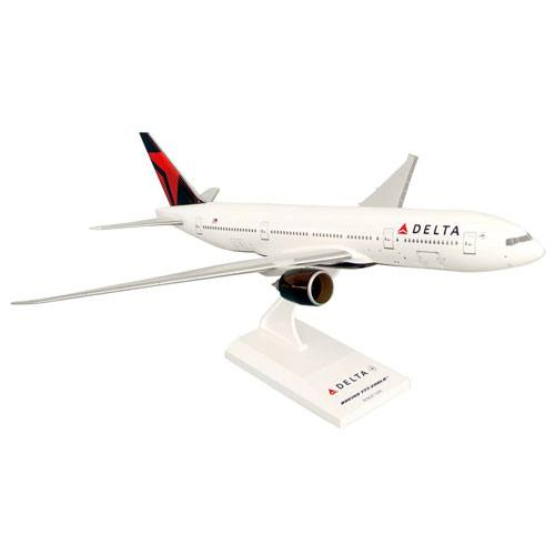 delta airlines boeing model