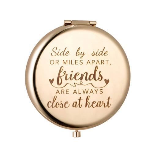 engraved vanity mirror gift idea