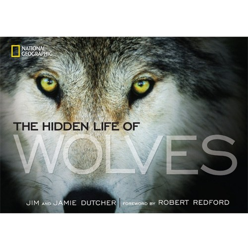 the hidden life of wolves book