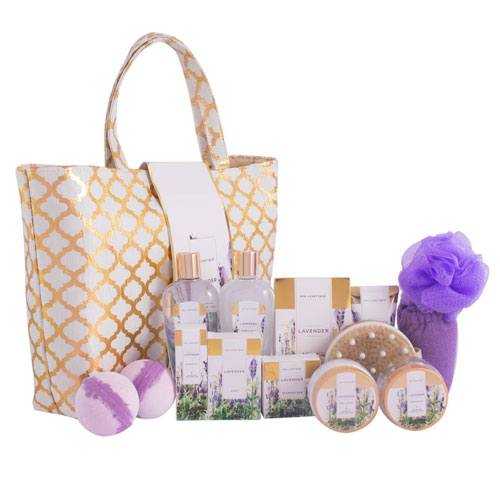 luxury spa gift set