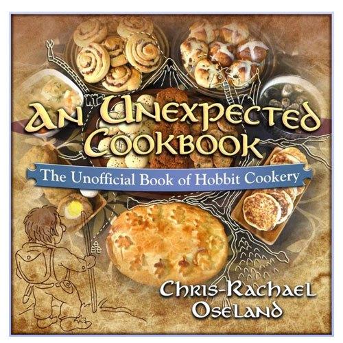 unexpected hobbit cookbook