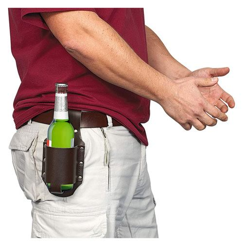 beer holster gift