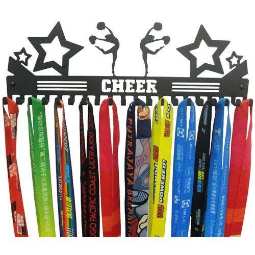 cheerleader medal hanger