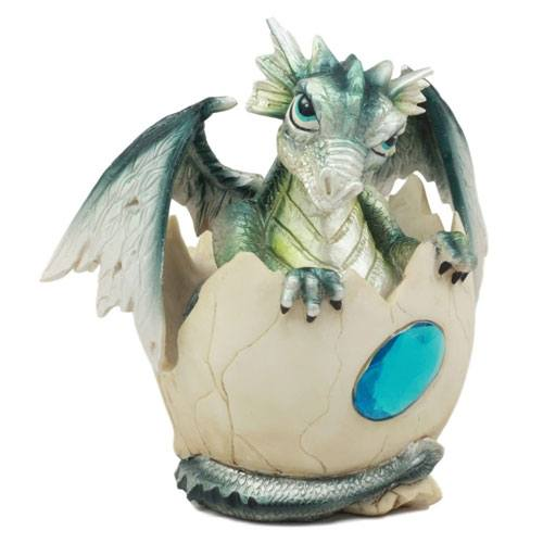 dragon birthstone statue