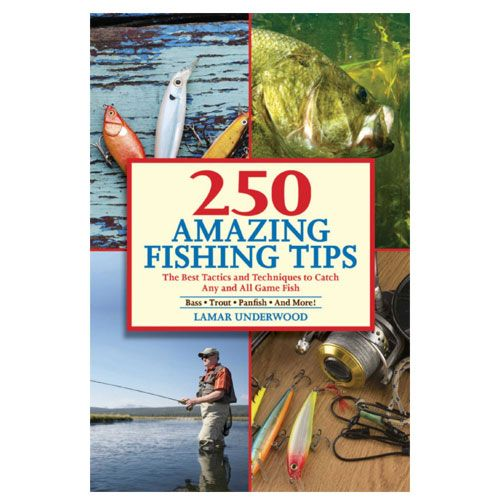 fishing tips book