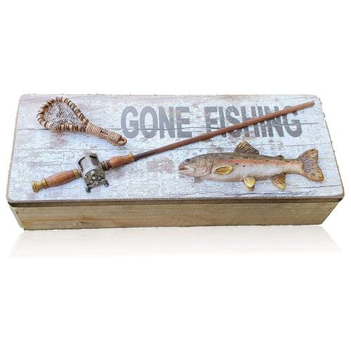 gone fishing keep box