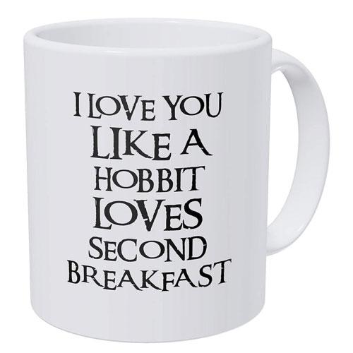 hobbit mug gift