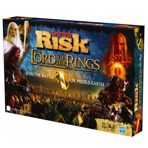 lotr risk board game