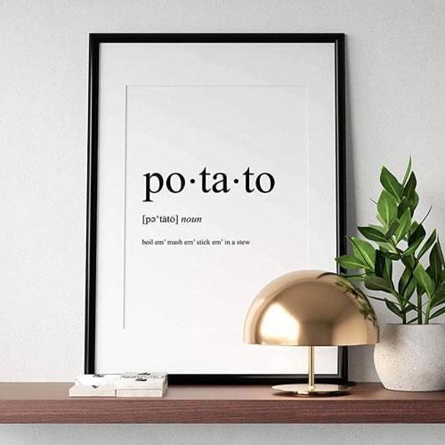 potato hobbit quote