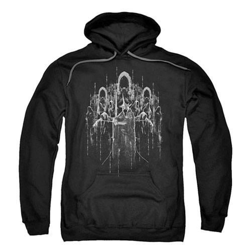 nazgul ringwraiths hoodie