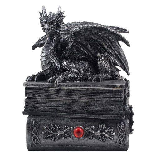 trinket box statue