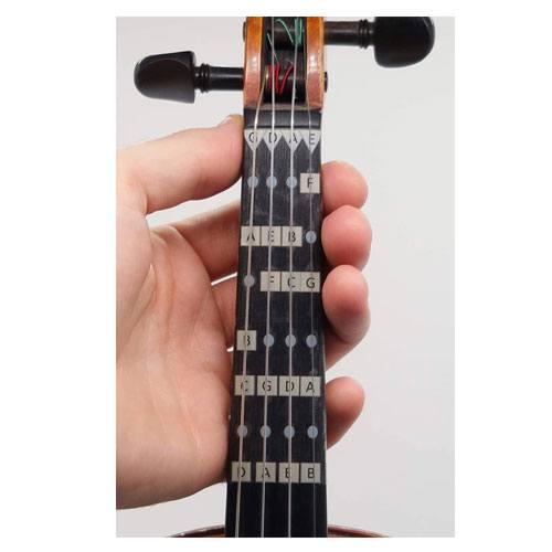 violin finger guide