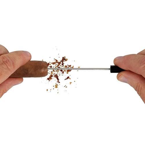 cigar draw enhancer tool