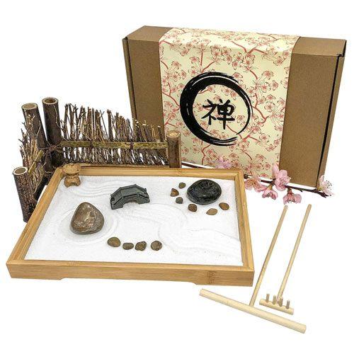 japanese zen garden gift