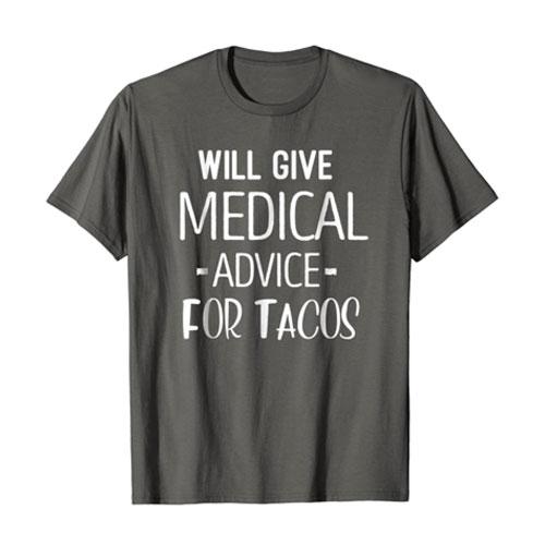 medical advice t-shirt