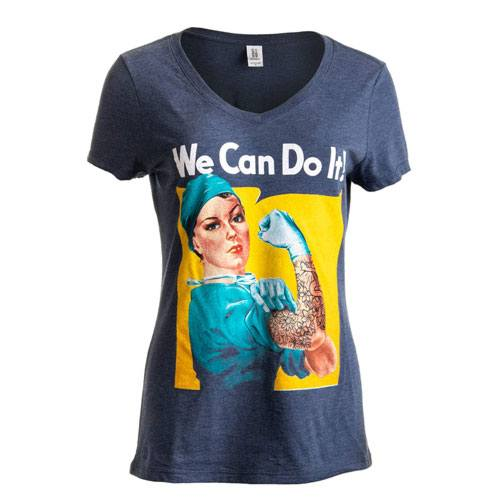 medical rosie t-shirt