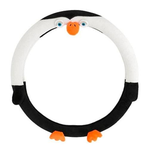 penguin steering wheel cover