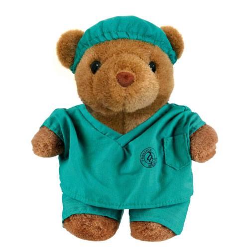 dr scrubz teddy bear gift
